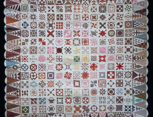Inspiring Quilters Around the World